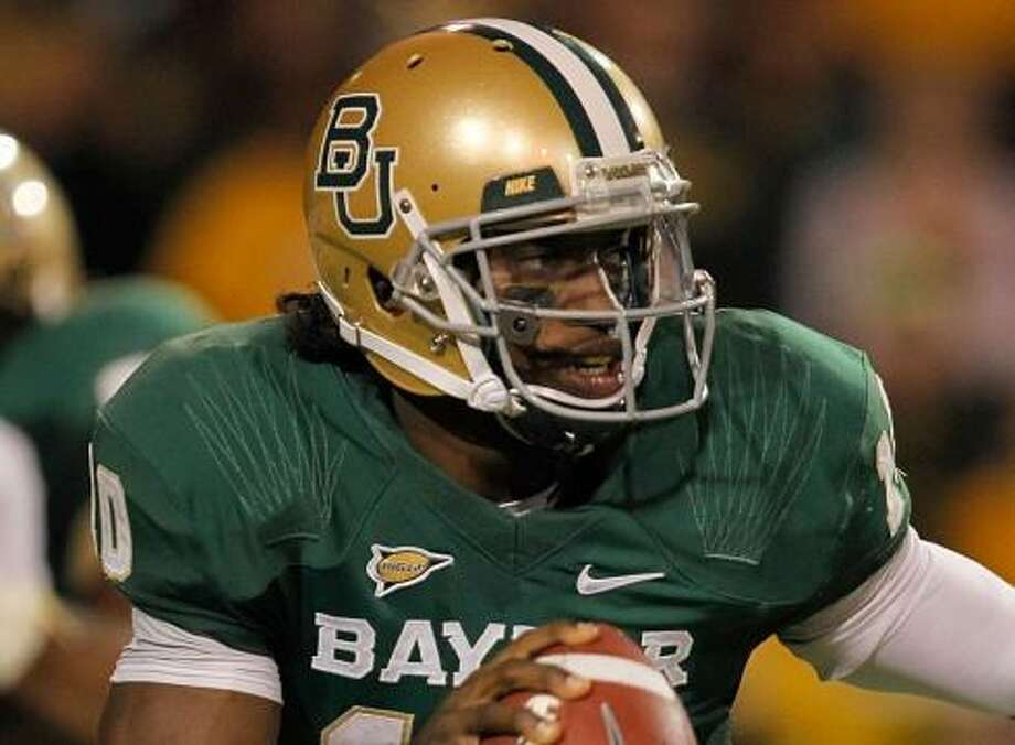 Baylor's resurrection really all started in 2011 against OU with Robert Griffin ...