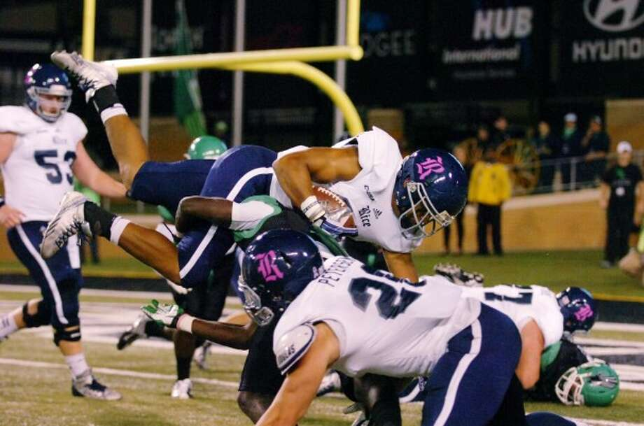 RIce sees possible historic streak crash at North Texas.