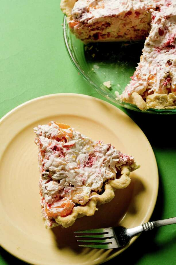 East Texas Millionaire's Delight or Millionaire Pie  for Elizabeth Pudwill recipe story( Nick de la Torre / Chronicle ) Photo: Nick De La Torre, Staff / Houston Chronicle