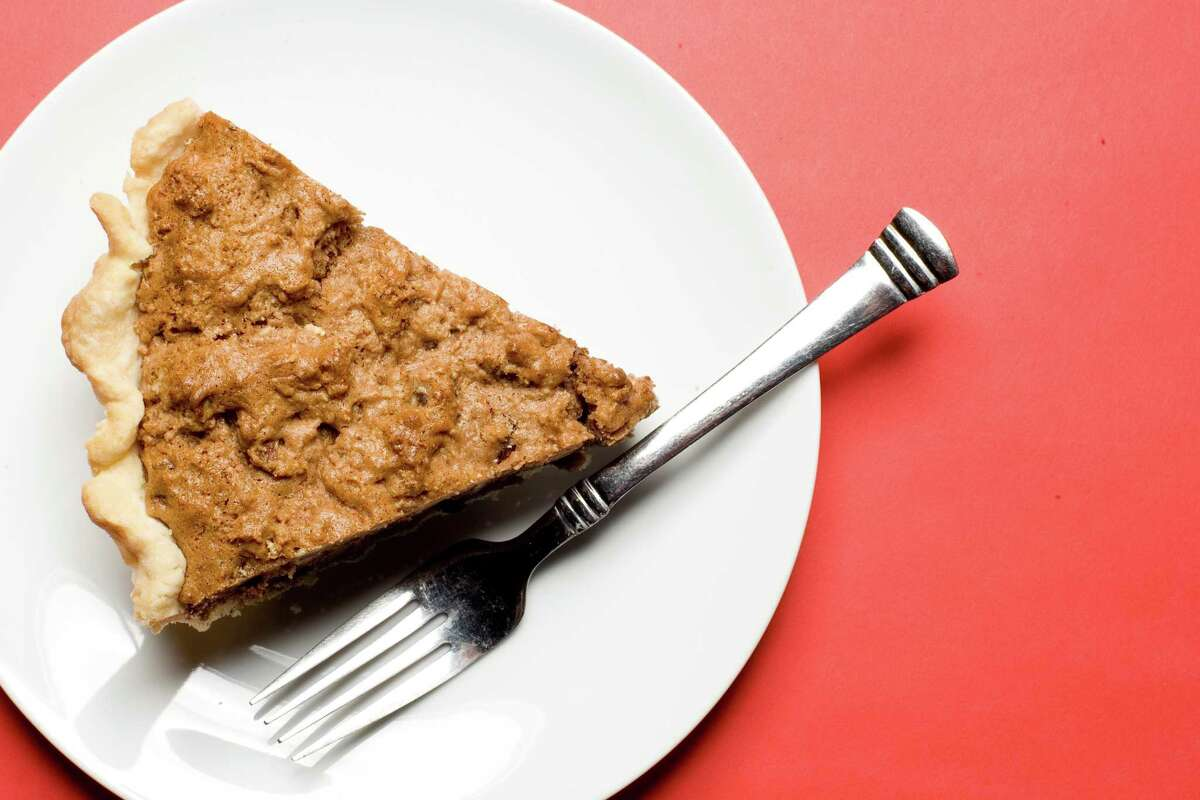 favorite recipe black eyed pea pie; shot in studio 8/01/07. (Buster Dean / Chronicle)