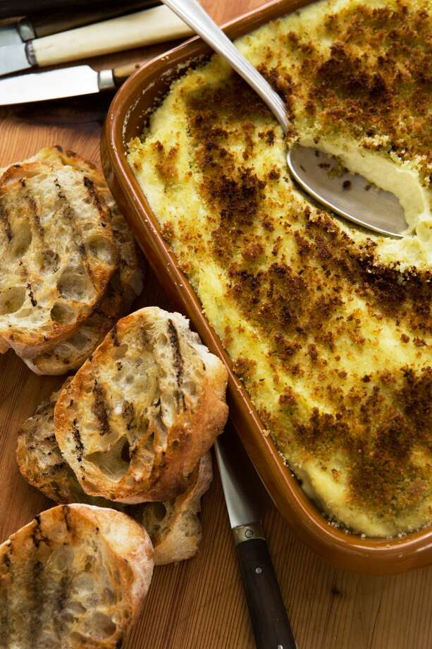 "Brandade de Morue au Gratin, a recipe from ""Cooking from the Heart"" by John Besh. (Photo: Andrews McMeel)"