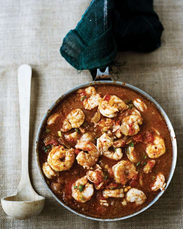"From ""My New Orleans"" cookbook by John Besh, a recipe for Shrimp Creole.  (Photo: Andrews McMeel) Photo: Andrews McMeel"