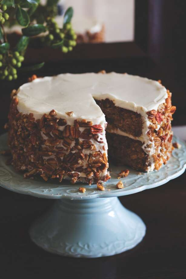 "Hummingbird Cake, a recipe from ""My Family Table: A Passionate Plea for Home Cooking"" by John Besh (Photo: Andrews McMeel) Photo: Andrews McMeel"