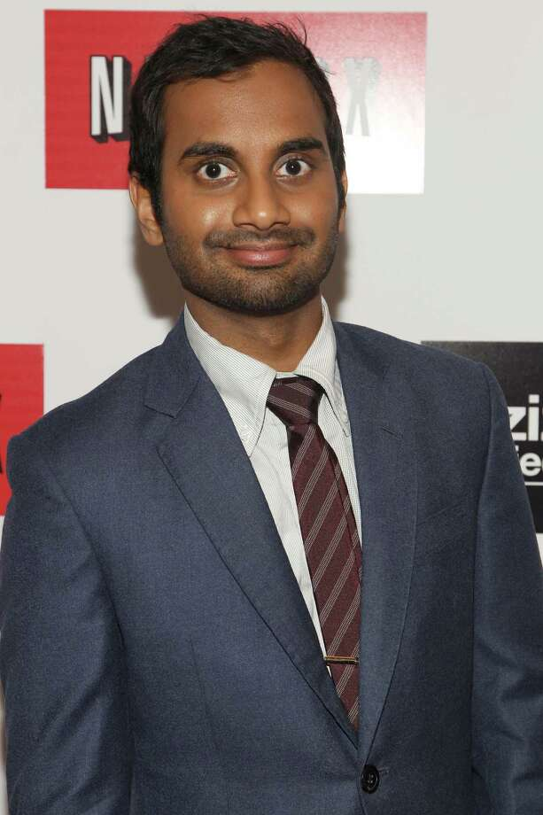 """Aziz Ansari attends the NY Premiere """"Aziz Ansari: Buried Alive on Wednesday, Oct. 30, 2013 in New York. (Photo by Donald Traill/Invision/AP) ORG XMIT: NYDT102 Photo: Donald Traill / Invision"""