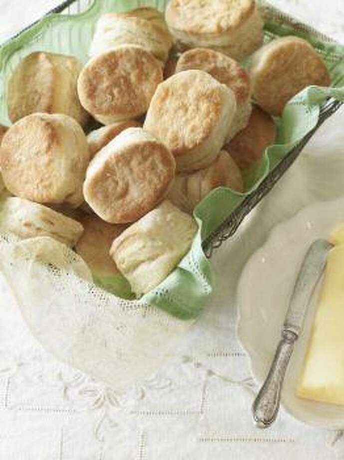 Classic Buttermilk BiscuitsFor old-fashioned biscuits, you can't beat this classic recipe.