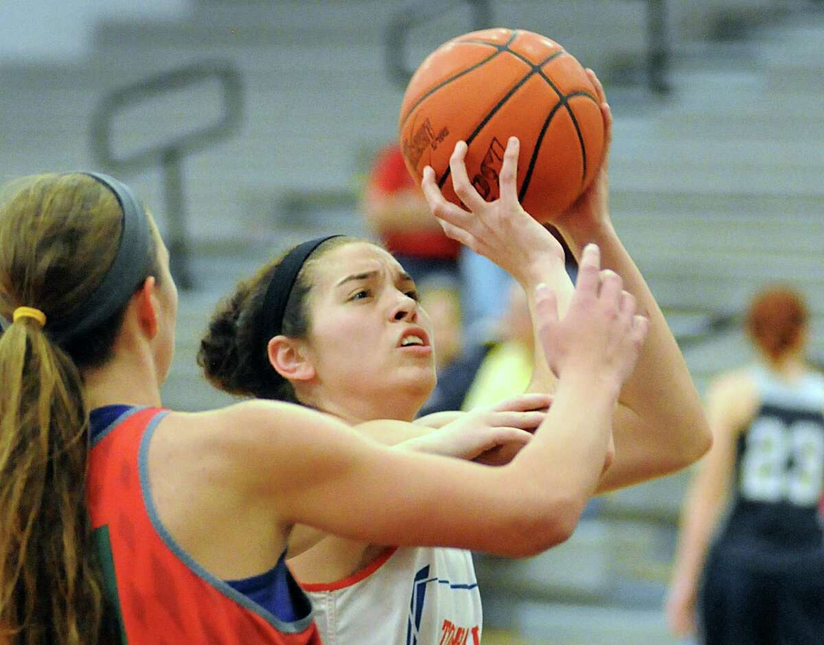 Tomball's Carissa Diaz is a key returnee this season for the Cougars, who hope to return to the Region III-4A final and then move on to the state tournament.
