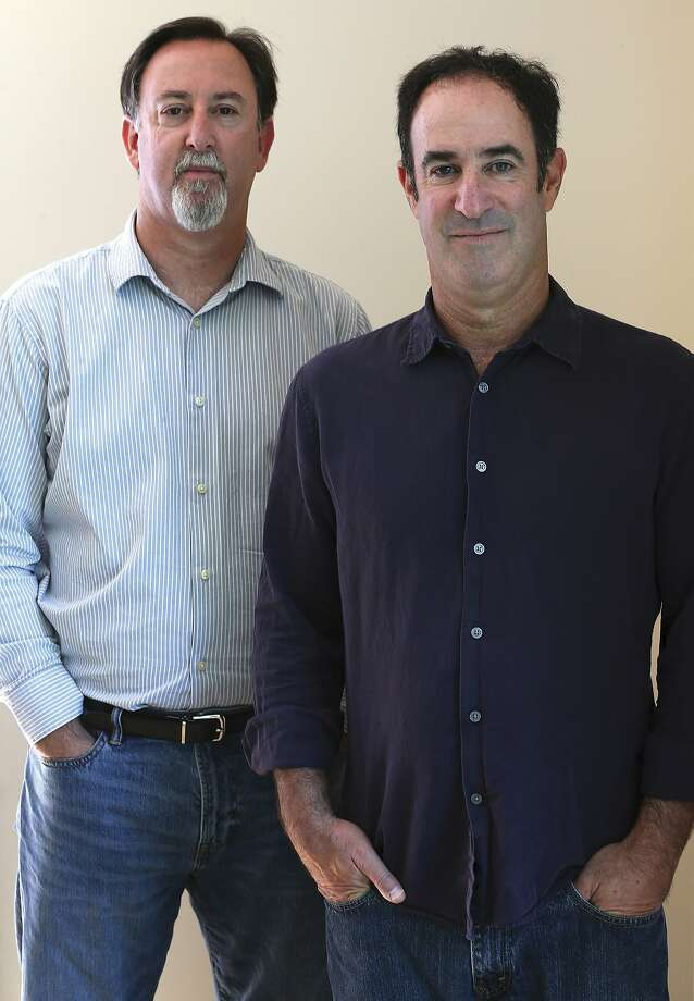Mark Fainaru-Wada and Steve Fainaru Photo: Brad Mangin