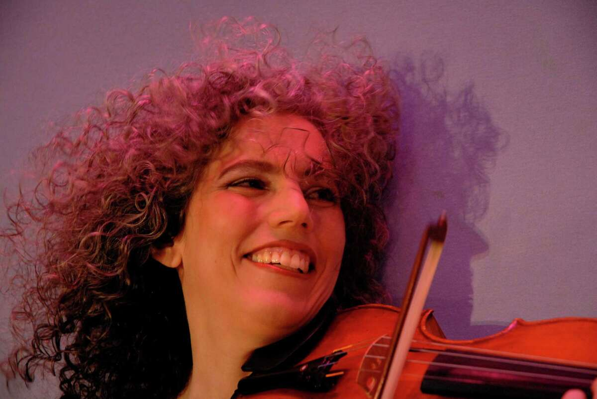 Klezmer violinist Alicia Svigals will play music she's written for the 1918 silent film