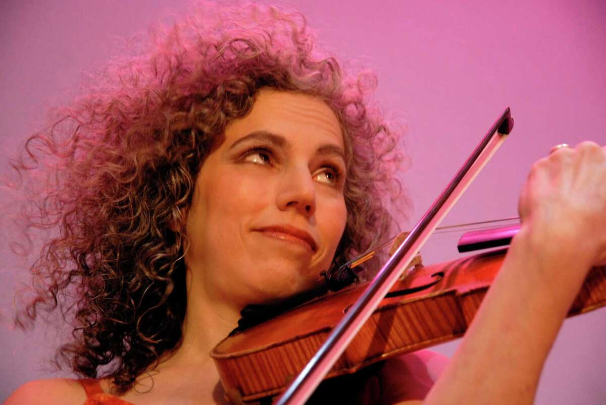 """Klezmer violinist Alicia Svigals will play music she's written for the silent 1918 film """"The Yellow Ticket,"""" in a screening at the Museum of Fine Arts, Houston as part of the 2013 Houston Cinema Arts Festival on Nov. 7. She will also give a Nov. 6 lecture-demonstration at the Ann and Stephen Kaufman Jewish Book and Arts Fair, at the Evelyn Rubenstein Jewish Community Center. Together with Houston Symphony clarinetist Sasha Potiomkin, she'll talk about ethnic influences on classical music."""
