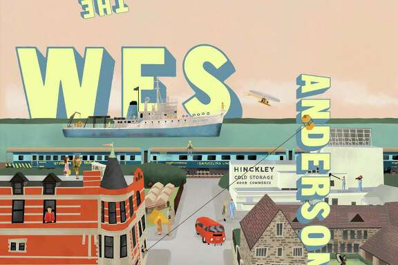 Image from the book The Wes Anderson Collection by Matt Zoller Seitz