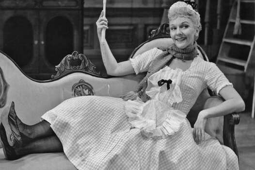 Actress Mary Martin Photo: Pictorial Parade, Getty Images / 2011 Getty Images