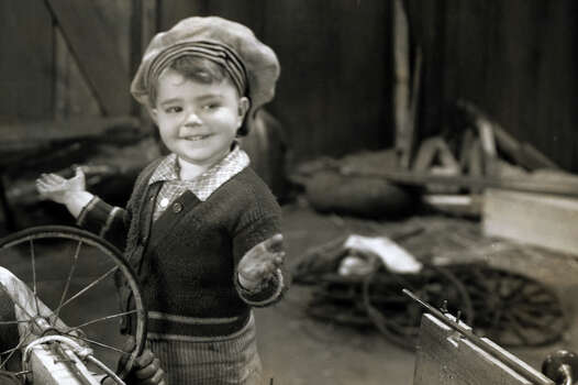 Child actor Spanky McFarland Photo: CBS Photo Archive, CBS Via Getty Images / 1932 CBS Photo Archive
