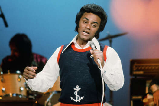 Singer Johnny Mathis Photo: NBC, NBC Via Getty Images / 2012 NBCUniversal, Inc.