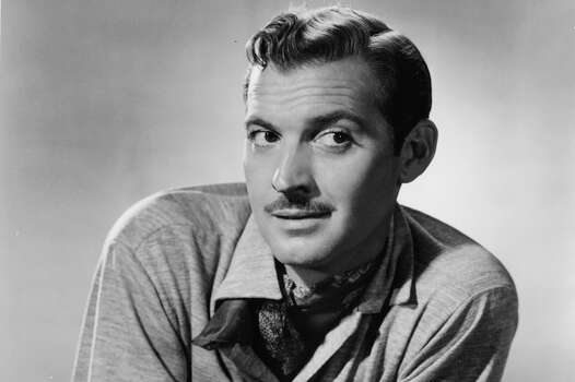 Actor Zachary Scott Photo: Archive Photos, Getty Images / 2012 Getty Images