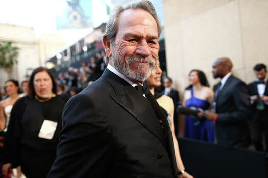 Actor Tommy Lee Jones Photo: Christopher Polk, Getty Images / 2013 Getty Images