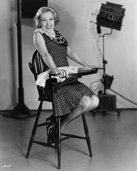 Actress Bessie Love Photo: Clarence Sinclair Bull, Getty Images / Moviepix