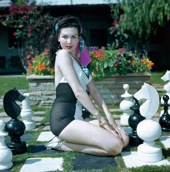 Actress Ann Miller Photo: Silver Screen Collection, Getty Images / 2006 Getty Images