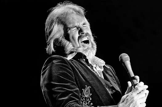 Country music legend Kenny Rogers was born in Houston, where he graduated from Jefferson Davis High School. Photo: Michael Ochs Archives / Michael Ochs Archives
