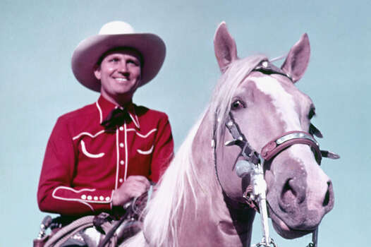 Actor Gene Autry Photo: Michael Ochs Archives / Michael Ochs Archives