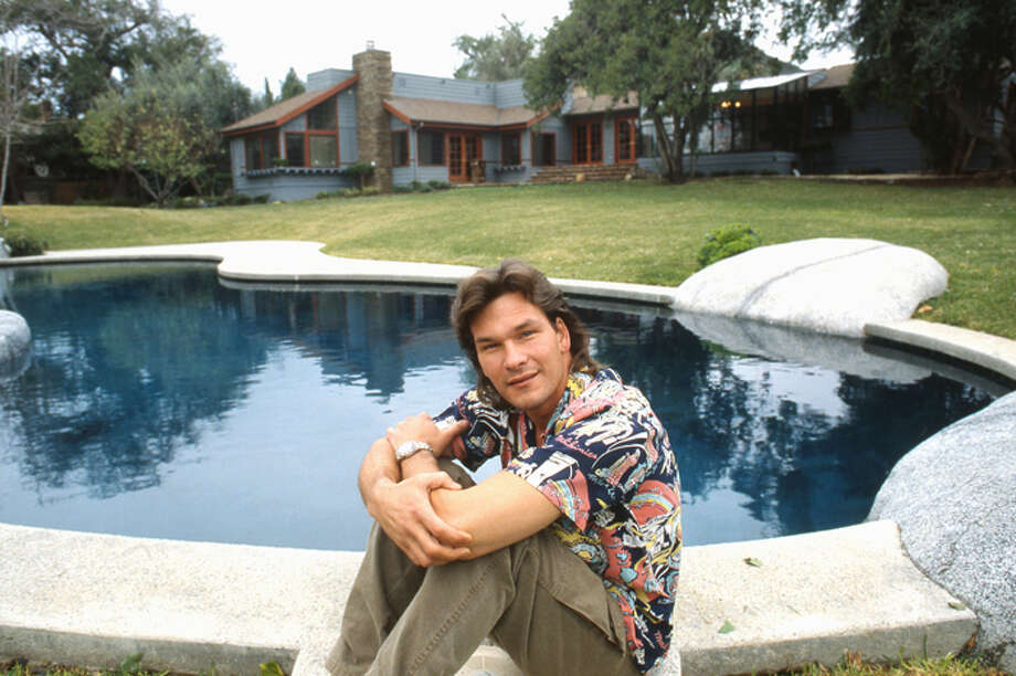 """""""Dirty Dancing"""" and """"Road House"""" star Patrick Swayze was born in Houston. Photo: Michael Ochs Archives, Getty Images / Michael Ochs Archives"""