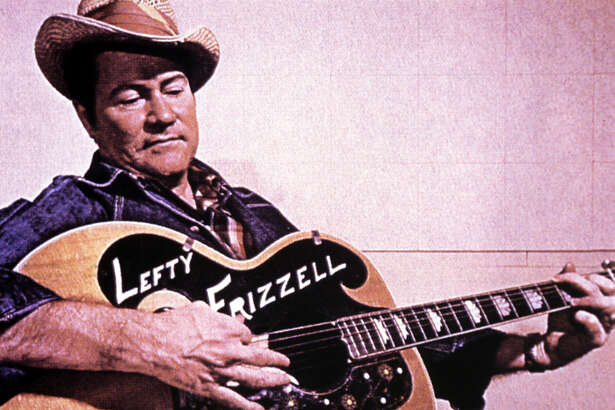Singer Lefty Frizzell