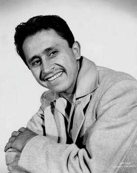 Actor Pedro Gonzales Gonzales