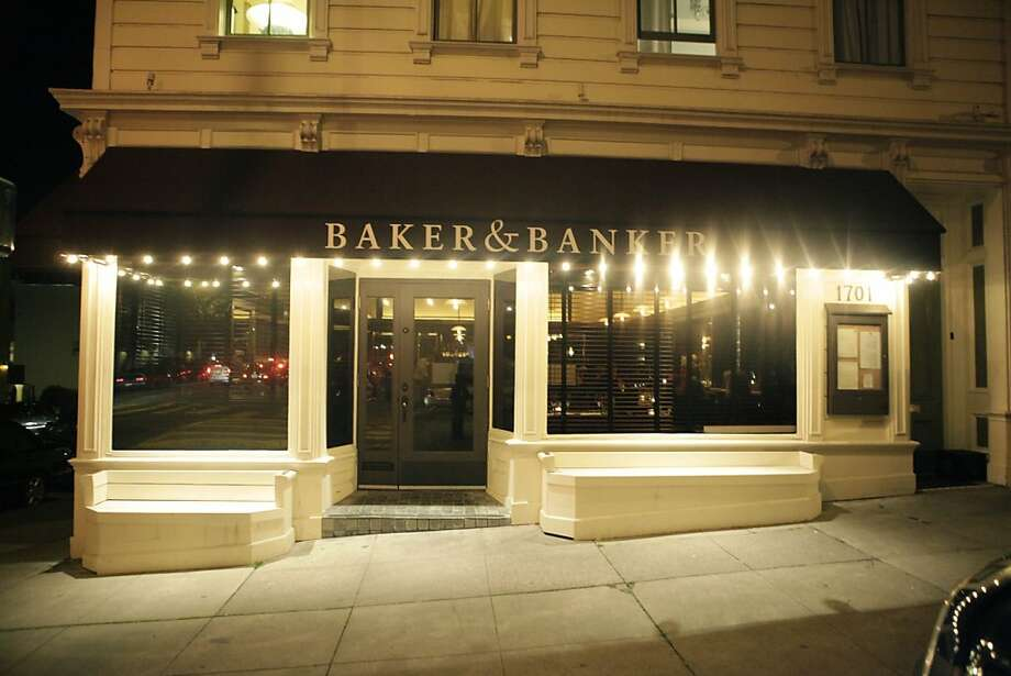 Baker & Banker sits in a well-trafficked location in Pacific Heights formerly occupied by Quince. Photo: Lea Suzuki, The Chronicle