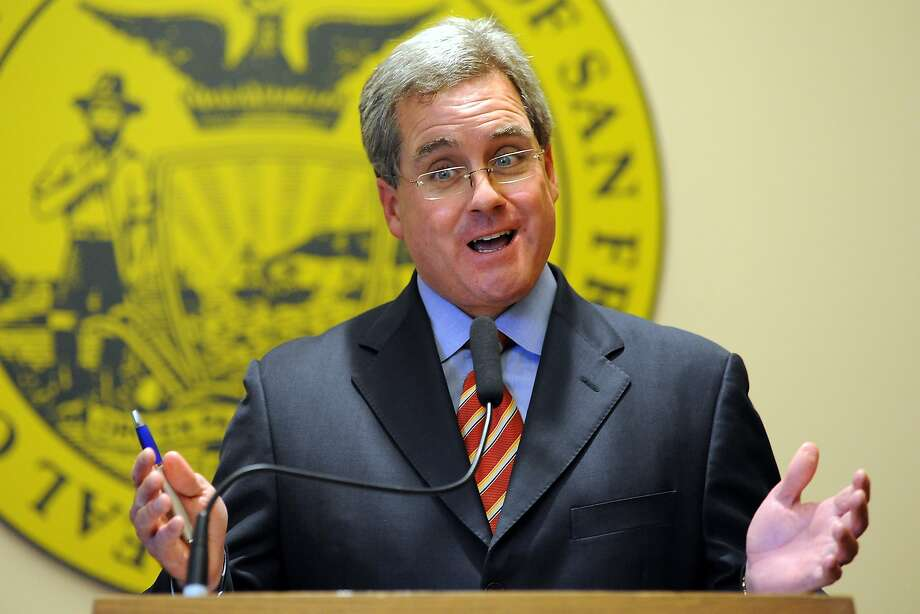 City Attorney Dennis Herrera Photo: Michael Short, Special To The Chronicle