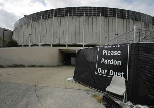 """Once home to the Houston Astros and the Houston Oilers, the Astrodome has fallen into disrepair. Preservation groups were unable to sell voters on a $217 million bond issue to create """"The New Dome Experience"""" — a rebirth of the facility. Photo: Photos By Pat Sullivan / Associated Press"""