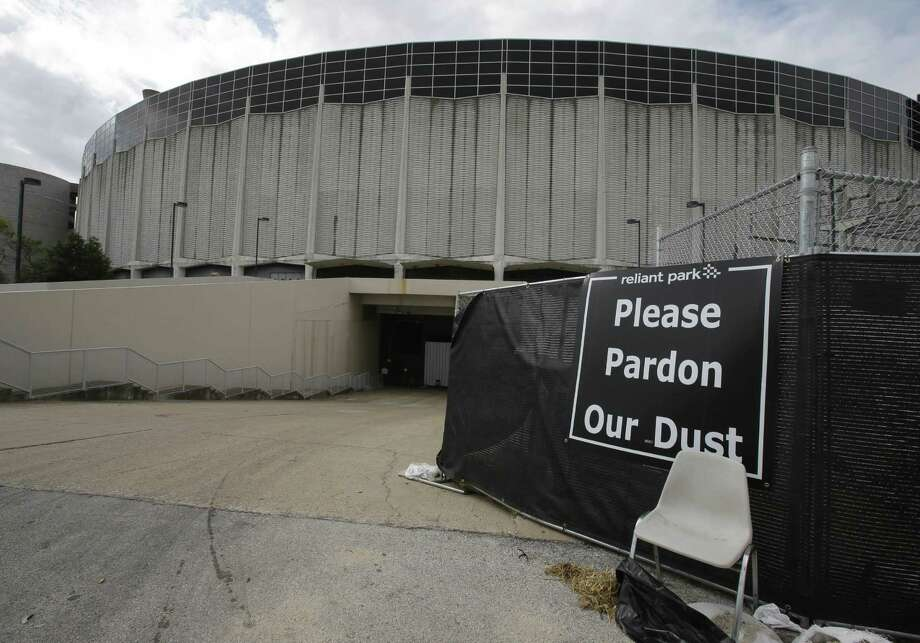 "Once home to the Houston Astros and the Houston Oilers, the Astrodome has fallen into disrepair. Preservation groups were unable to sell voters on a $217 million bond issue to create ""The New Dome Experience"" — a rebirth of the facility. Photo: Photos By Pat Sullivan / Associated Press"