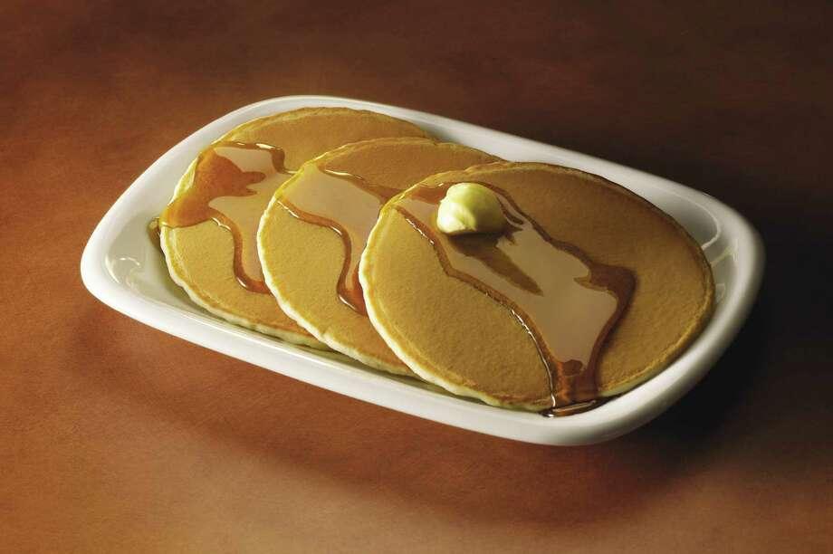 Pancakes from Whataburger Photo: COURTESY PHOTO