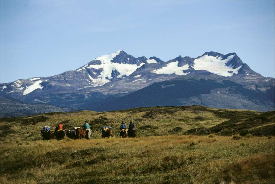 Don't want to hike? Horseback treks are another way to explore Torres del Paine National Park. Photo: IPS Lerner, UIG Via Getty Images