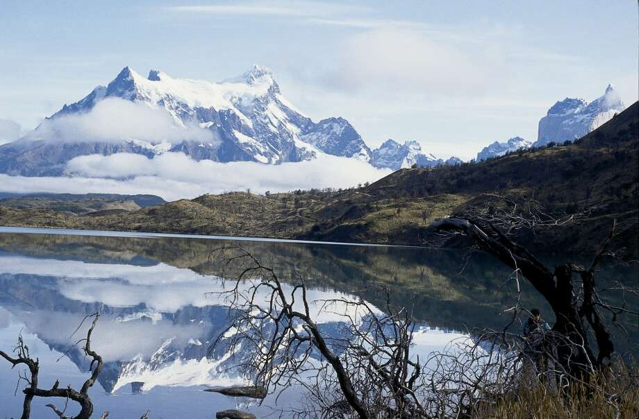Cuernos del Paine Mountains and A national park sin 1959, Torres del Paine was designated a UNESCO World Heritage Biosphere Reserve in 1978. Photo: IPS Lerner, UIG Via Getty Images