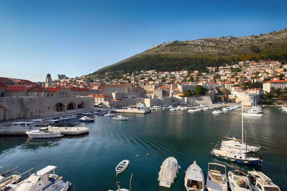 10. Dubrovnik Old City, Croatia Photo: Jason Maehl, Getty Images/Flickr Open