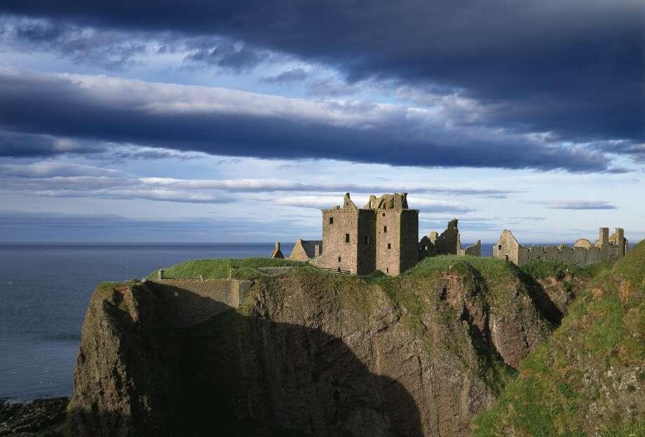 7.Dunnottar Castle, Stonehaven, Scotland Photo: Brian Lawrence