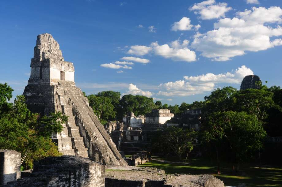 4. Tikal National Park, Guatemala Photo: David Hogan, Getty Images/Flickr RF