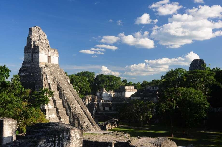 4.Tikal National Park, Guatemala Photo: David Hogan, Getty Images/Flickr RF