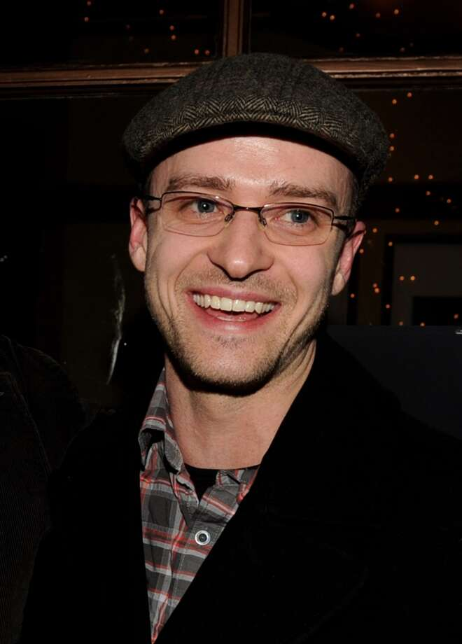 "Actor/singer Justin Timberlake poses at Sony Pictures Home Entertainment's ""The Social Network"" Blu-ray & DVD launch party at Spago on January 6, 2011 in Beverly Hills, California. Photo: Kevin Winter, Getty Images"