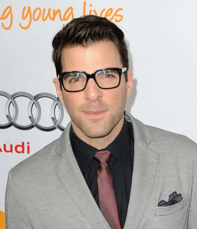 "Zachary Quinto arrives at The Trevor Project's 2012 ""Trevor Live"" Event Honoring Katy Perry at Hollywood Palladium on December 2, 2012 in Hollywood, California. Photo: C Flanigan, FilmMagic"