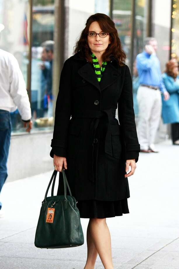Tina Fey sighting on October 6, 2008 in New York City. Photo: Christopher Peterson