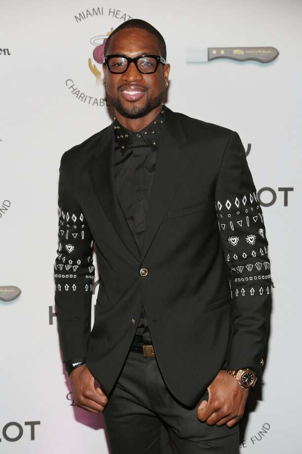 "Dwyane Wade attends the Miami HEAT Family Foundation night of ""Motown Revue"" on February 27, 2013 in Miami, Florida. Photo: Alexander Tamargo, Getty Images"