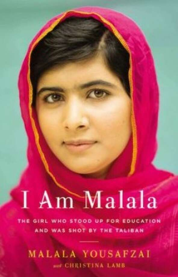 "I Am Malala: The Girl Who Stood Up For Education and Was Shot by the Taliban - Malala Yousafzai -  ""When the Taliban took control of the Swat Valley, one girl spoke out. Malala Yousafzai refused to be silenced and fought for her right to an education. On Tuesday October 9, 2012, she almost paid the ultimate price. When she was shot in the head at point blank range while riding the bus home from school, few expected her to survive. Instead, Malala's miraculous recovery has taken her on an extraordinary journey from a remote valley in Northern Pakistan to the halls of the United Nations in New York. At sixteen, she has become a global symbol of peaceful protest and the youngest ever nominee for the Nobel Peace Prize. I AM MALALA is the remarkable tale of a family uprooted by global terrorism, of the fight for girls' education, and of Malala's parents' fierce love for their daughter in a society that prizes sons. It will make you believe in the power of one person's voice to inspire change in the world."" Barnes & Noble Description"