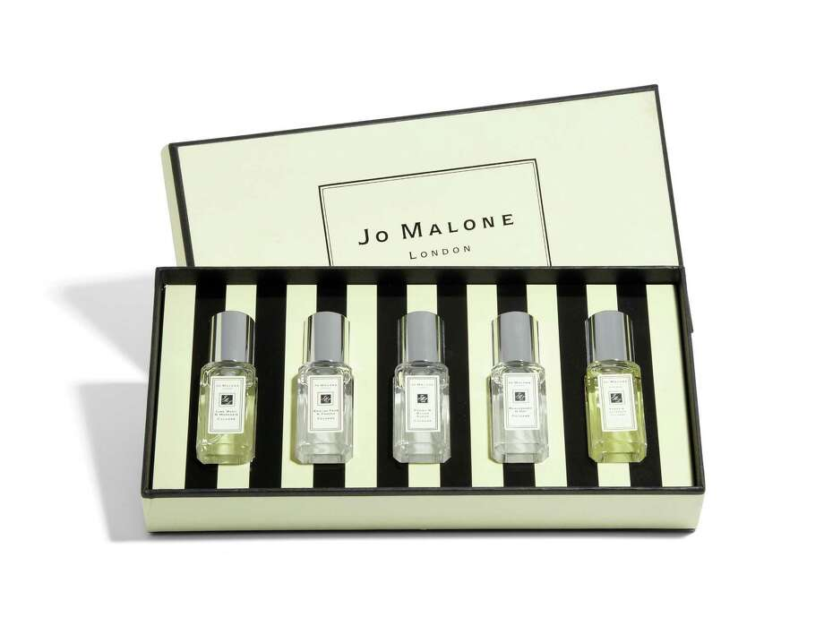 JO MALONE LONDON Cologne Collection of five mini fragrances based on the year's best-sellers, $100. Photo: Courtesy Of Saks Fifth Avenue
