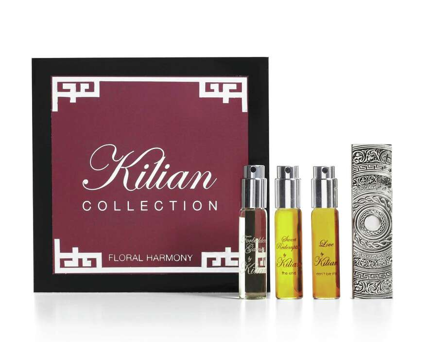 KILIAN Purse case of perfume vials based on a specific scent profile, $115. Photo: Courtesy Of Saks Fifth Avenue
