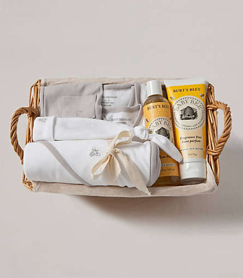 """Burt's Bees Baby BibsOprah says: """"Here's what the well-dressed baby is wearing this season.""""I say: Yeah, that and gastroesophageal reflux.Read more at Oprah.com Photo: Burt's Bees"""