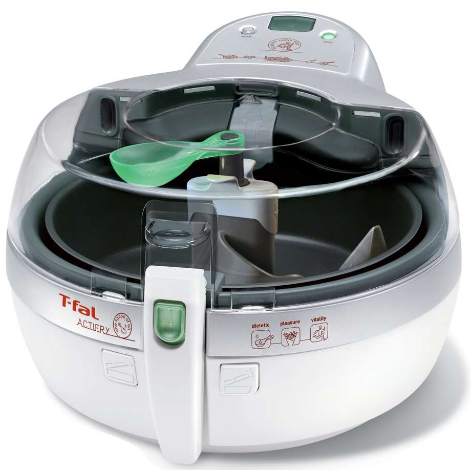 "T-fal ActiFryOprah says: ""Anyone who follows me on Instagram knows that I went gaga over this gadget, which lets you fry four servings of potatoes using only a tablespoon of oil.""I say: Girl, you had me at French fry.Read more at Oprah.com"