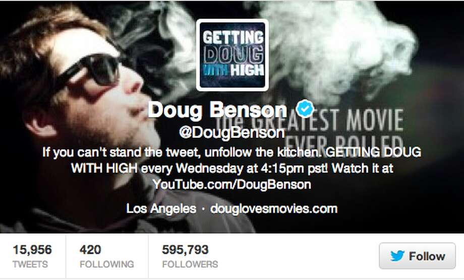 Stand-up comedian and outspoken marijuana enthusiast. Host of video podcast Getting Doug With High.