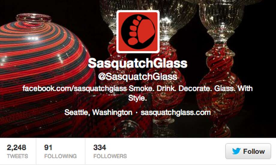Creators of astoundingly beautiful and intricate glassware. Pictures of crazy bongs and giveaways abound.