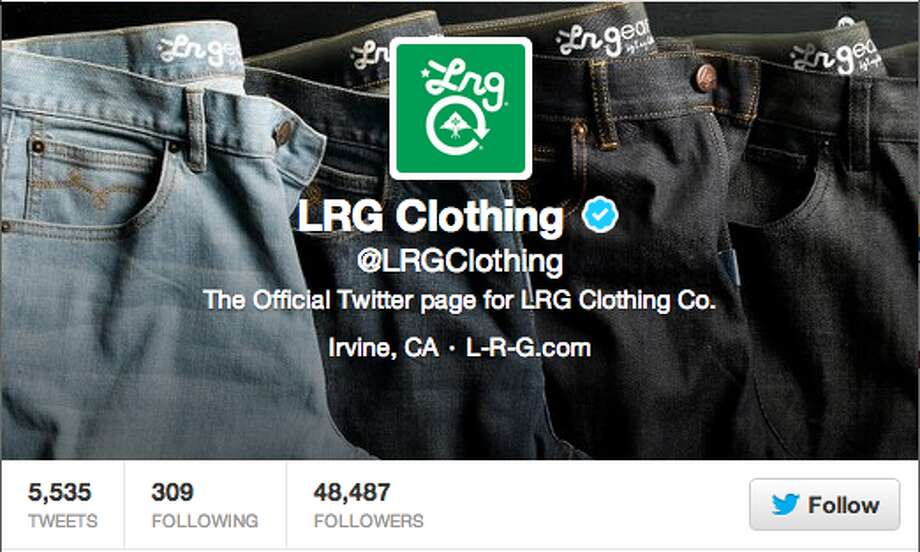 An abbreviation for Lifted Research Group, LRG provides clothing for the fashionable stoner. Visit for giveaways and event announcements.