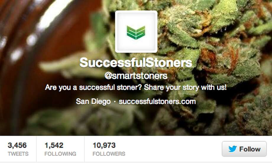Success stories from highly-functioning members of society who also happen to like smoking weed. Visit this feed for your daily affirmation
